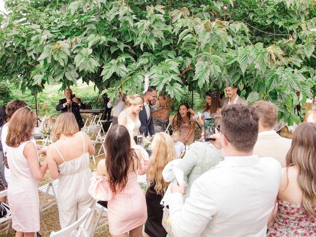 Il matrimonio di Maikel e Jessica a Miglianico, Chieti 43
