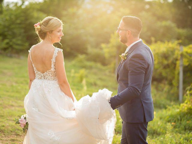 Le nozze di Jessica e Maikel