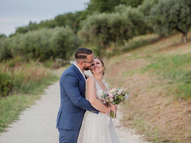 Il matrimonio di Maikel e Jessica a Miglianico, Chieti 63