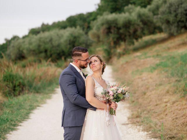 Il matrimonio di Maikel e Jessica a Miglianico, Chieti 64