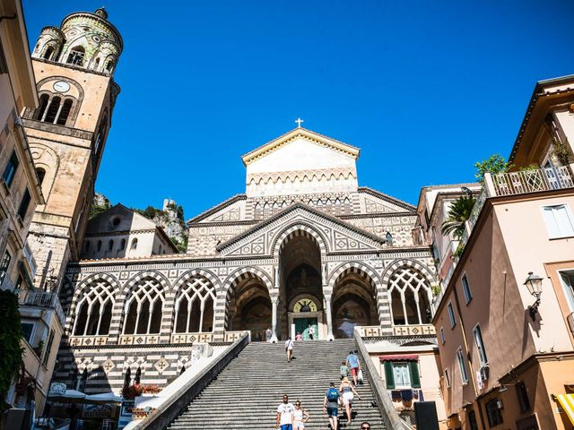 Il matrimonio di Norma e Ivan a Amalfi, Salerno 2