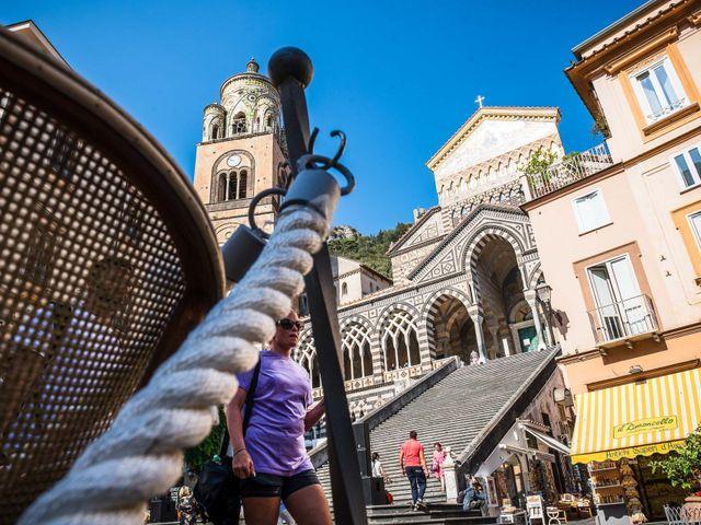Il matrimonio di Norma e Ivan a Amalfi, Salerno 3
