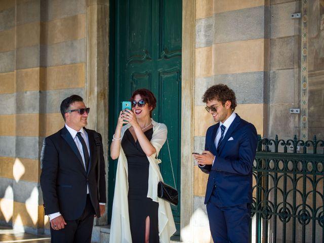 Il matrimonio di Norma e Ivan a Amalfi, Salerno 17