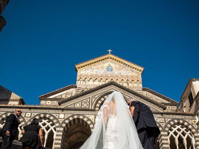 Il matrimonio di Norma e Ivan a Amalfi, Salerno 18