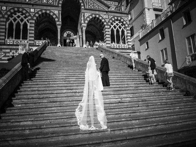 Il matrimonio di Norma e Ivan a Amalfi, Salerno 19