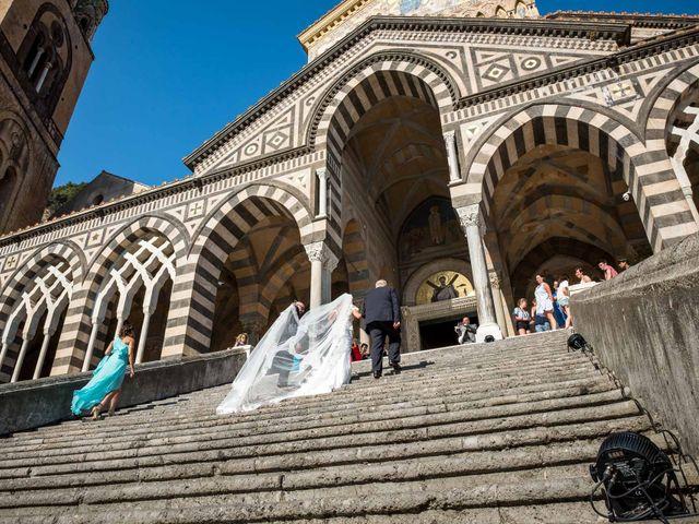 Il matrimonio di Norma e Ivan a Amalfi, Salerno 21