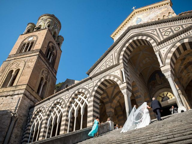 Il matrimonio di Norma e Ivan a Amalfi, Salerno 22