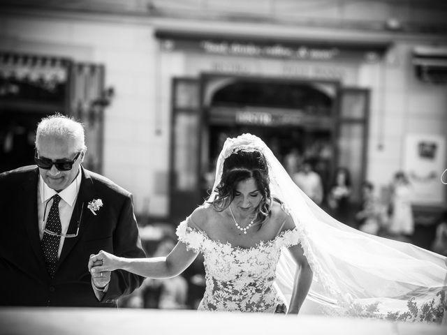 Il matrimonio di Norma e Ivan a Amalfi, Salerno 26
