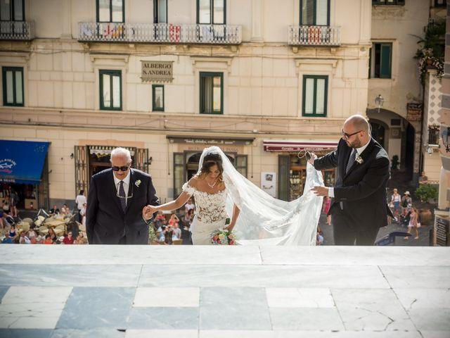 Il matrimonio di Norma e Ivan a Amalfi, Salerno 27
