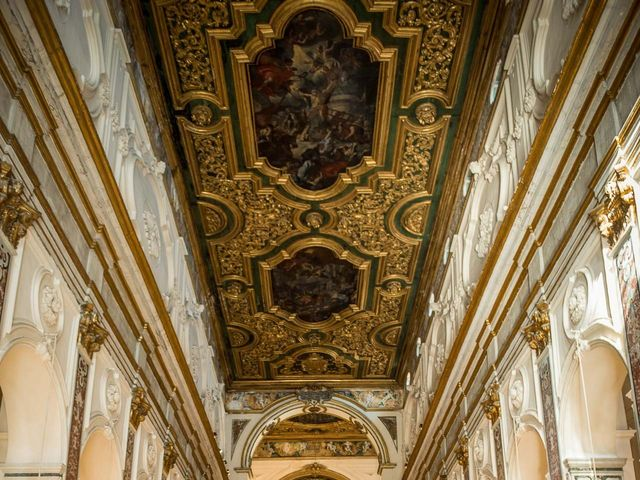 Il matrimonio di Norma e Ivan a Amalfi, Salerno 30