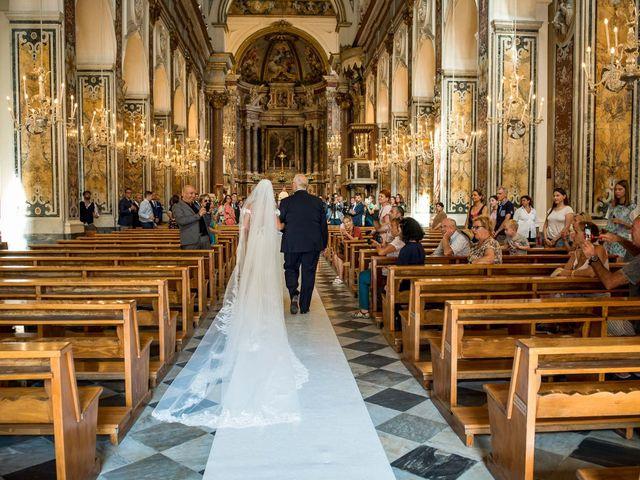 Il matrimonio di Norma e Ivan a Amalfi, Salerno 31