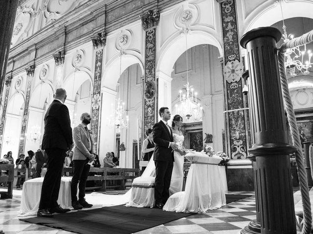 Il matrimonio di Norma e Ivan a Amalfi, Salerno 34