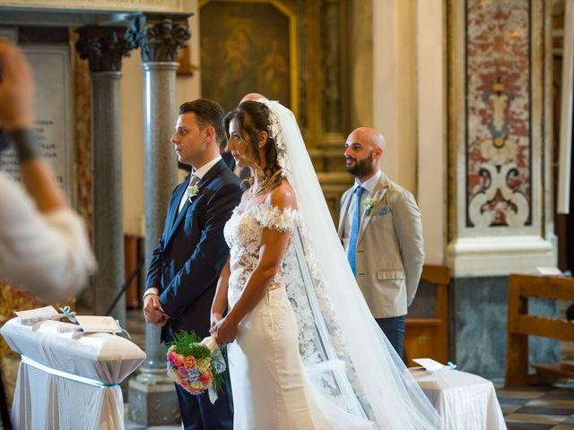 Il matrimonio di Norma e Ivan a Amalfi, Salerno 35