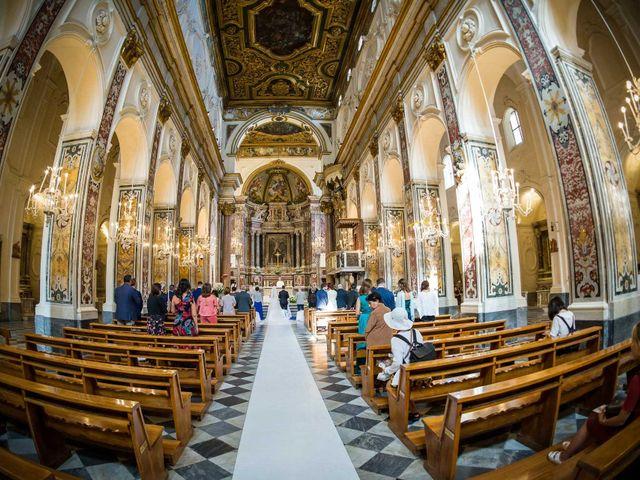 Il matrimonio di Norma e Ivan a Amalfi, Salerno 36