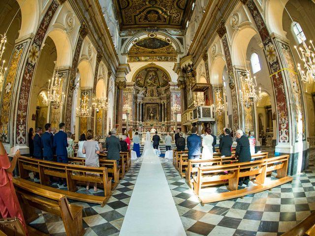 Il matrimonio di Norma e Ivan a Amalfi, Salerno 38