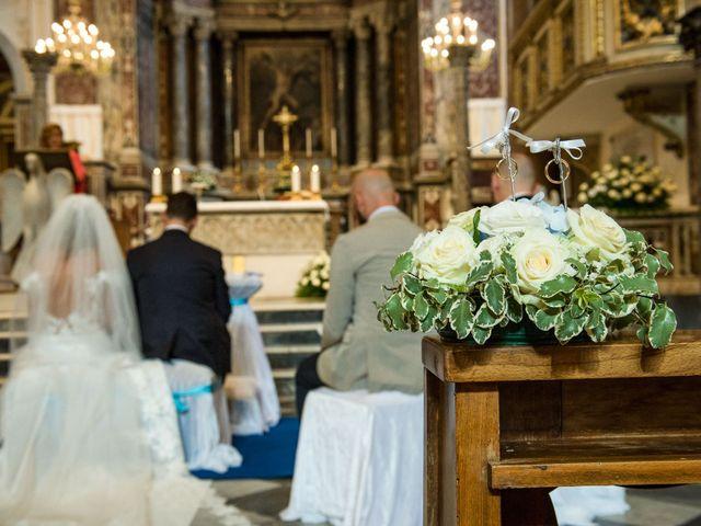 Il matrimonio di Norma e Ivan a Amalfi, Salerno 39