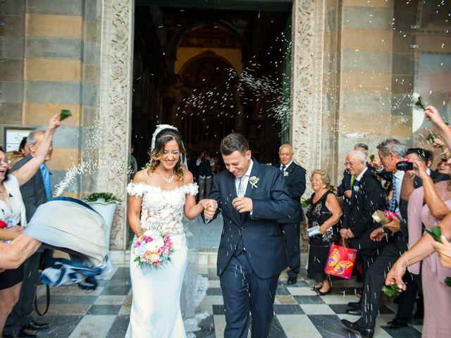 Il matrimonio di Norma e Ivan a Amalfi, Salerno 47
