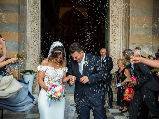 Il matrimonio di Norma e Ivan a Amalfi, Salerno 48