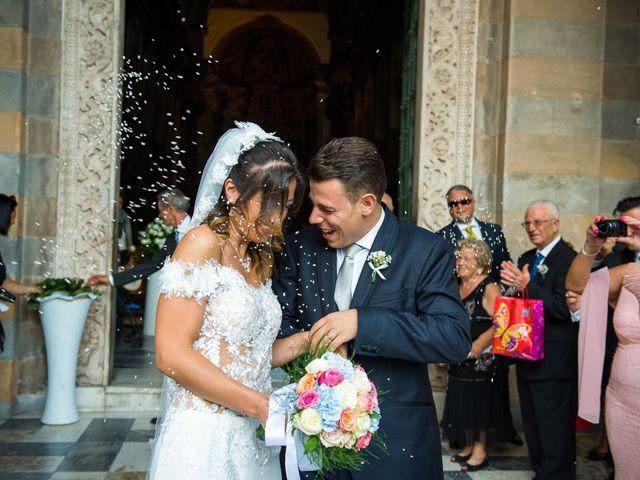 Il matrimonio di Norma e Ivan a Amalfi, Salerno 49