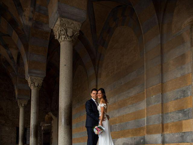 Il matrimonio di Norma e Ivan a Amalfi, Salerno 51
