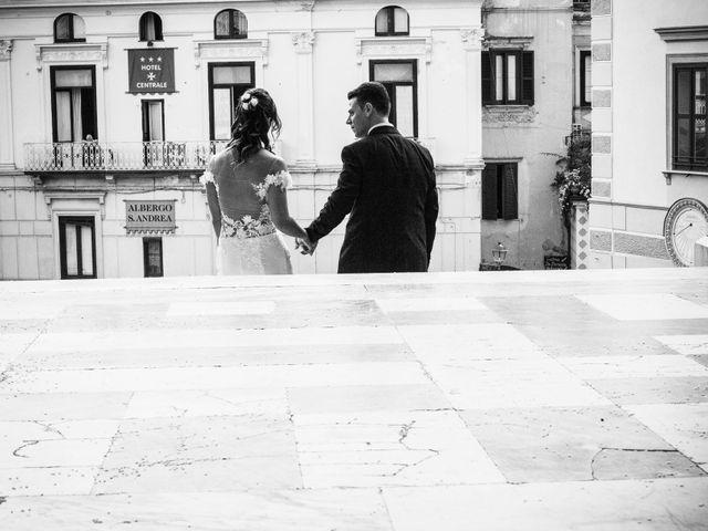 Il matrimonio di Norma e Ivan a Amalfi, Salerno 57