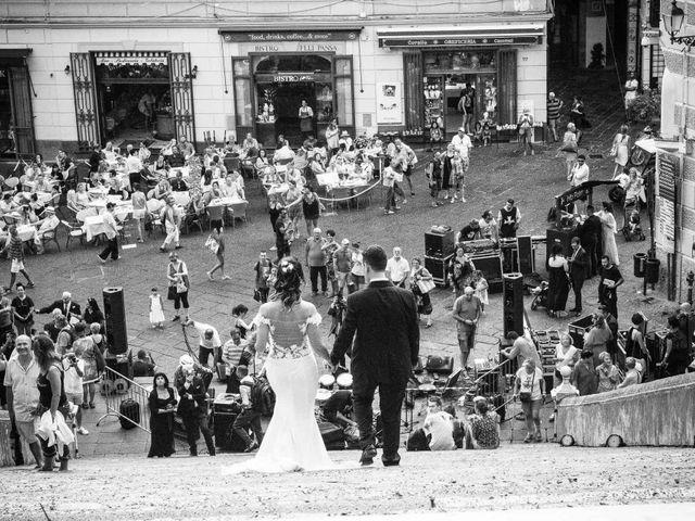 Il matrimonio di Norma e Ivan a Amalfi, Salerno 58
