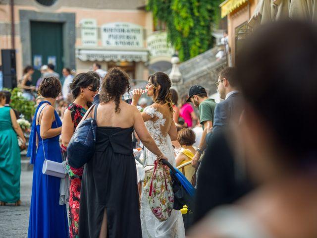 Il matrimonio di Norma e Ivan a Amalfi, Salerno 61