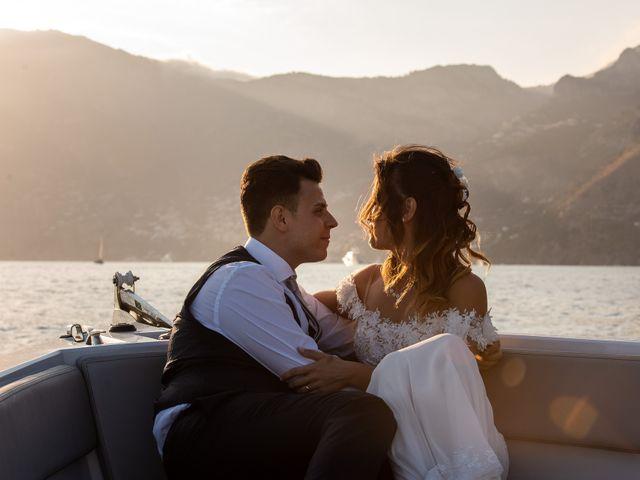 Il matrimonio di Norma e Ivan a Amalfi, Salerno 66