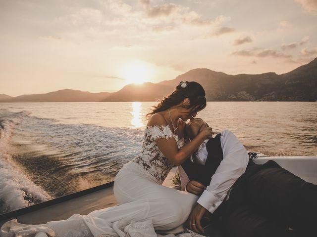 Il matrimonio di Norma e Ivan a Amalfi, Salerno 67