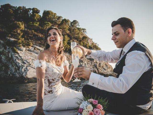 Il matrimonio di Norma e Ivan a Amalfi, Salerno 69