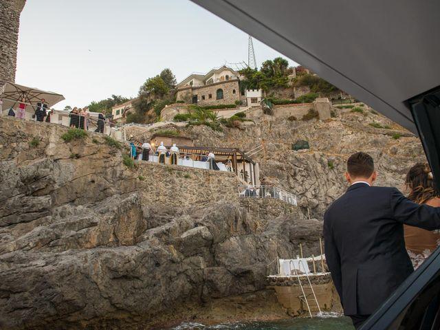 Il matrimonio di Norma e Ivan a Amalfi, Salerno 73