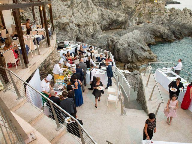 Il matrimonio di Norma e Ivan a Amalfi, Salerno 75
