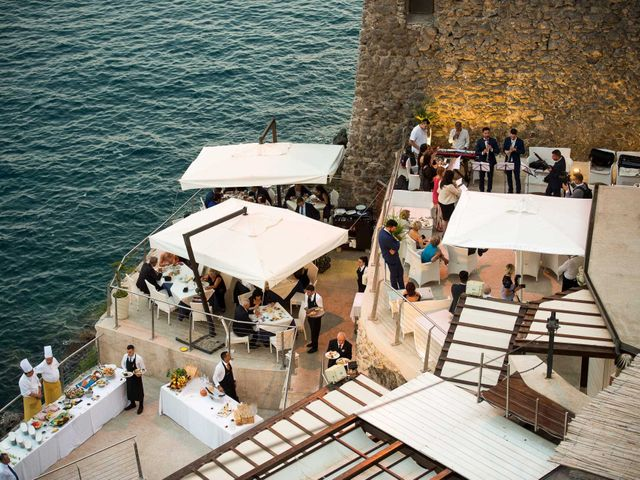 Il matrimonio di Norma e Ivan a Amalfi, Salerno 76