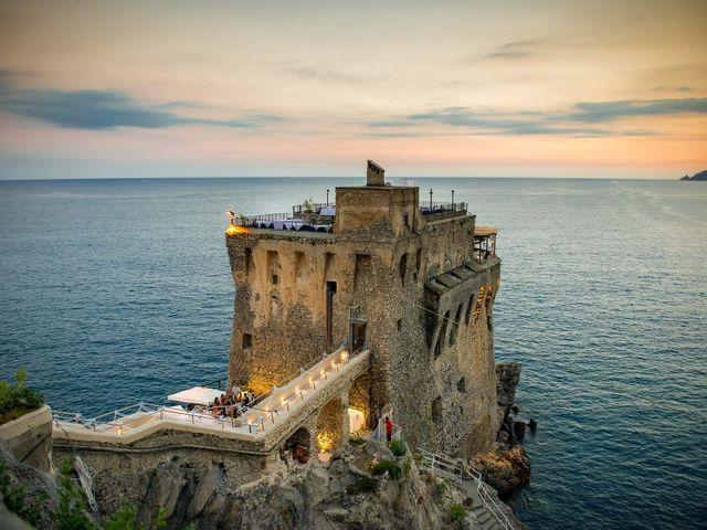 Il matrimonio di Norma e Ivan a Amalfi, Salerno 77