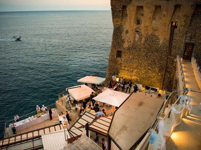 Il matrimonio di Norma e Ivan a Amalfi, Salerno 78