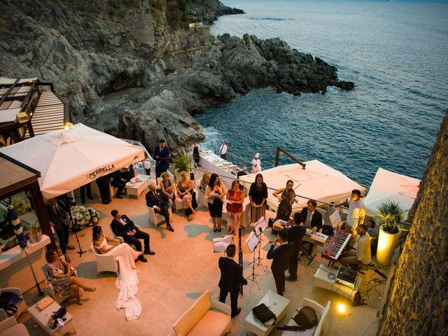 Il matrimonio di Norma e Ivan a Amalfi, Salerno 79