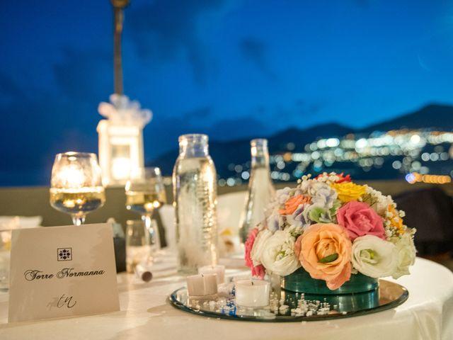 Il matrimonio di Norma e Ivan a Amalfi, Salerno 81