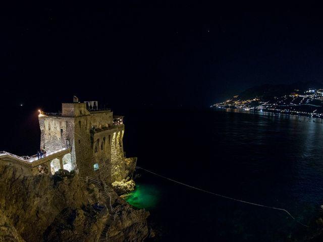Il matrimonio di Norma e Ivan a Amalfi, Salerno 84