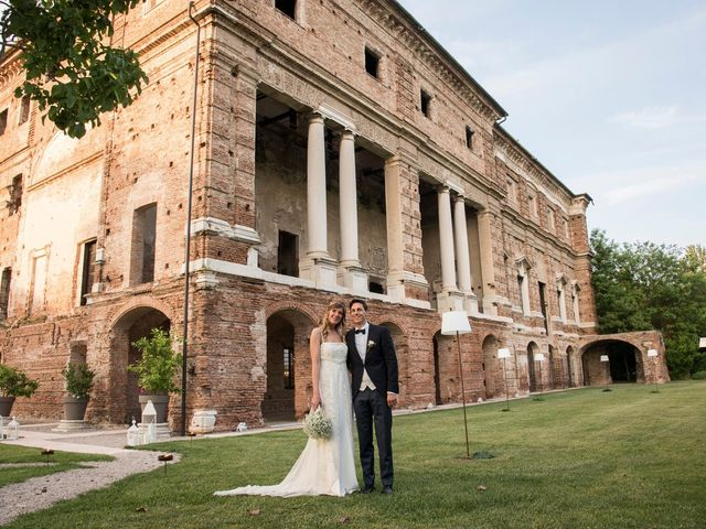 Il matrimonio di Stefano e Sara a Mantova, Mantova 14