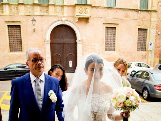 Il matrimonio di Angela e Michele a Vicenza, Vicenza 10
