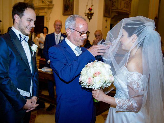 Il matrimonio di Angela e Michele a Vicenza, Vicenza 11