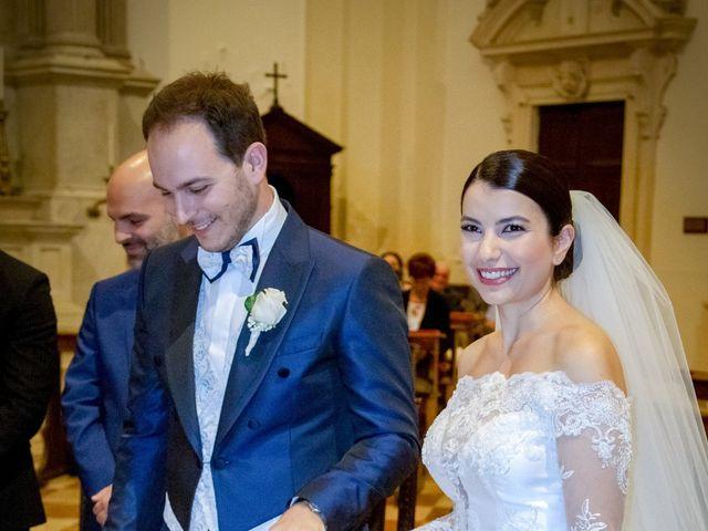 Il matrimonio di Angela e Michele a Vicenza, Vicenza 12