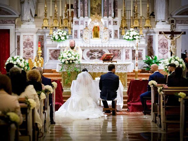 Il matrimonio di Angela e Michele a Vicenza, Vicenza 15