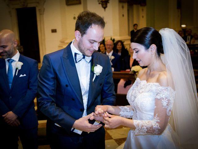 Il matrimonio di Angela e Michele a Vicenza, Vicenza 19