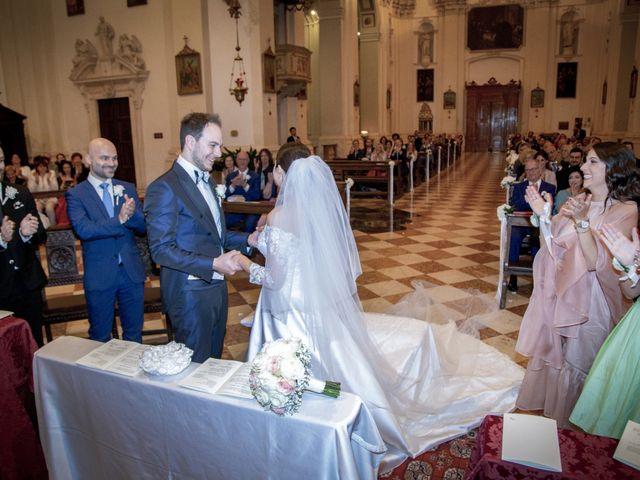 Il matrimonio di Angela e Michele a Vicenza, Vicenza 20