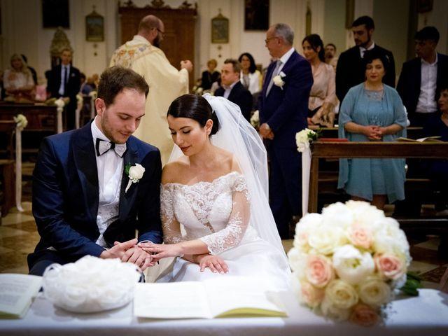 Il matrimonio di Angela e Michele a Vicenza, Vicenza 22
