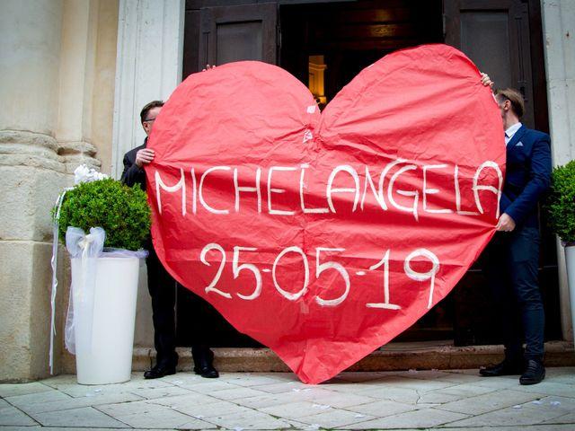 Il matrimonio di Angela e Michele a Vicenza, Vicenza 23