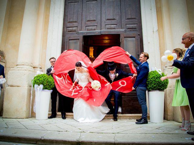 Il matrimonio di Angela e Michele a Vicenza, Vicenza 24