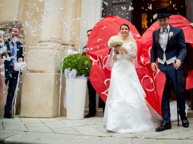 Il matrimonio di Angela e Michele a Vicenza, Vicenza 25