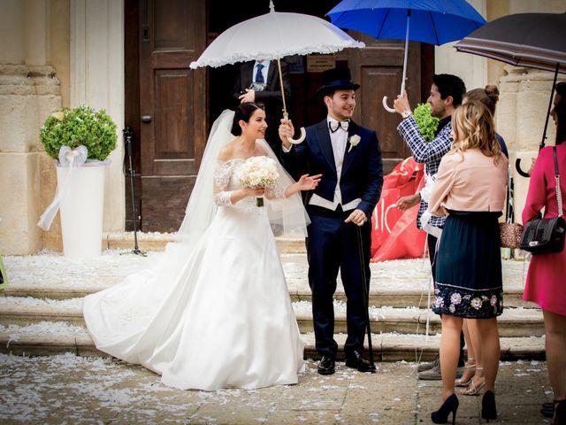Il matrimonio di Angela e Michele a Vicenza, Vicenza 26